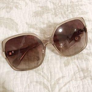 Diane Von Furstenberg jazmine sunglasses